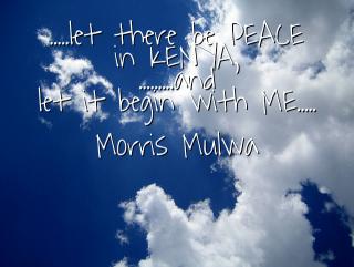 Morris Mulwa k.