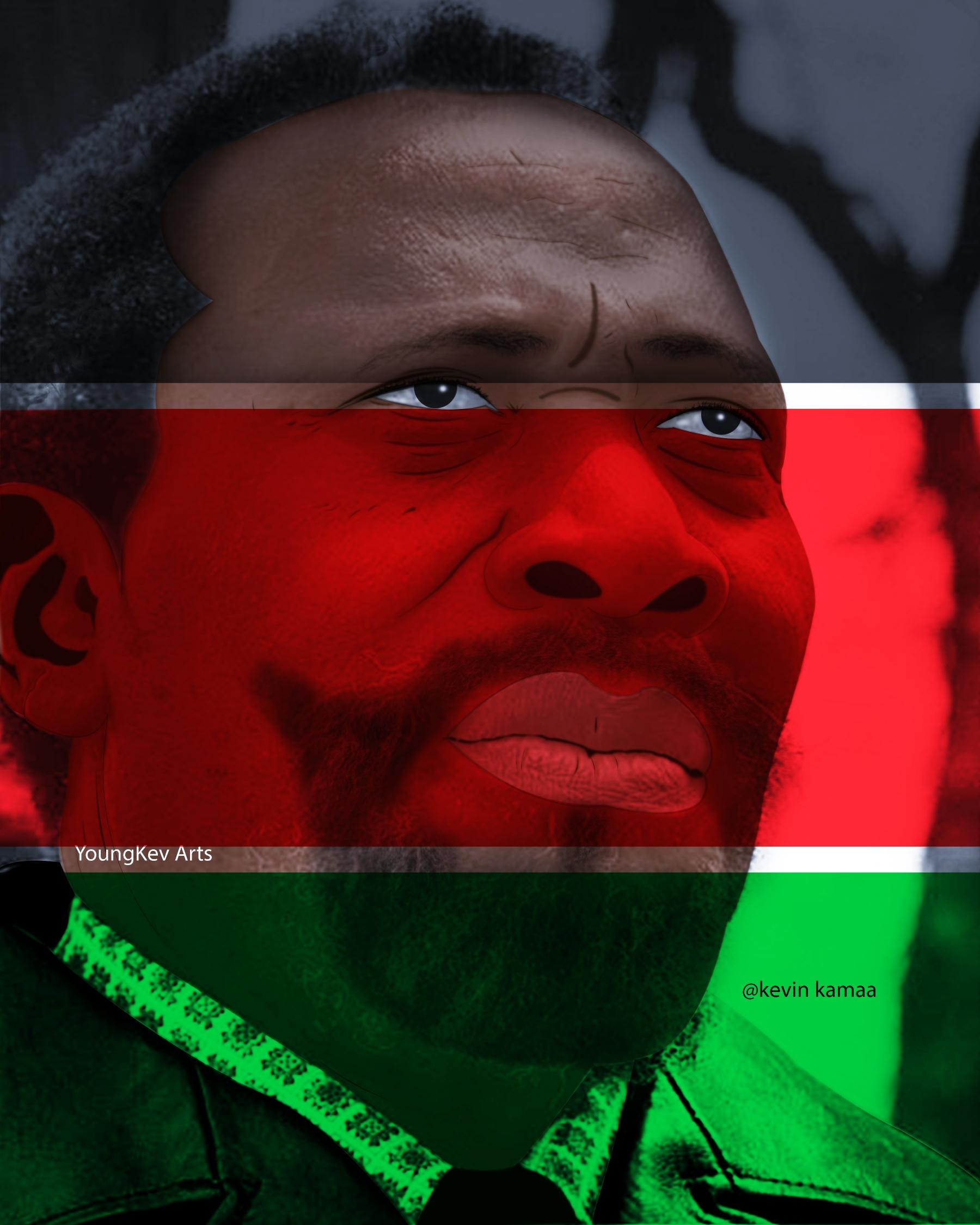 Kevin Kamau Wambui