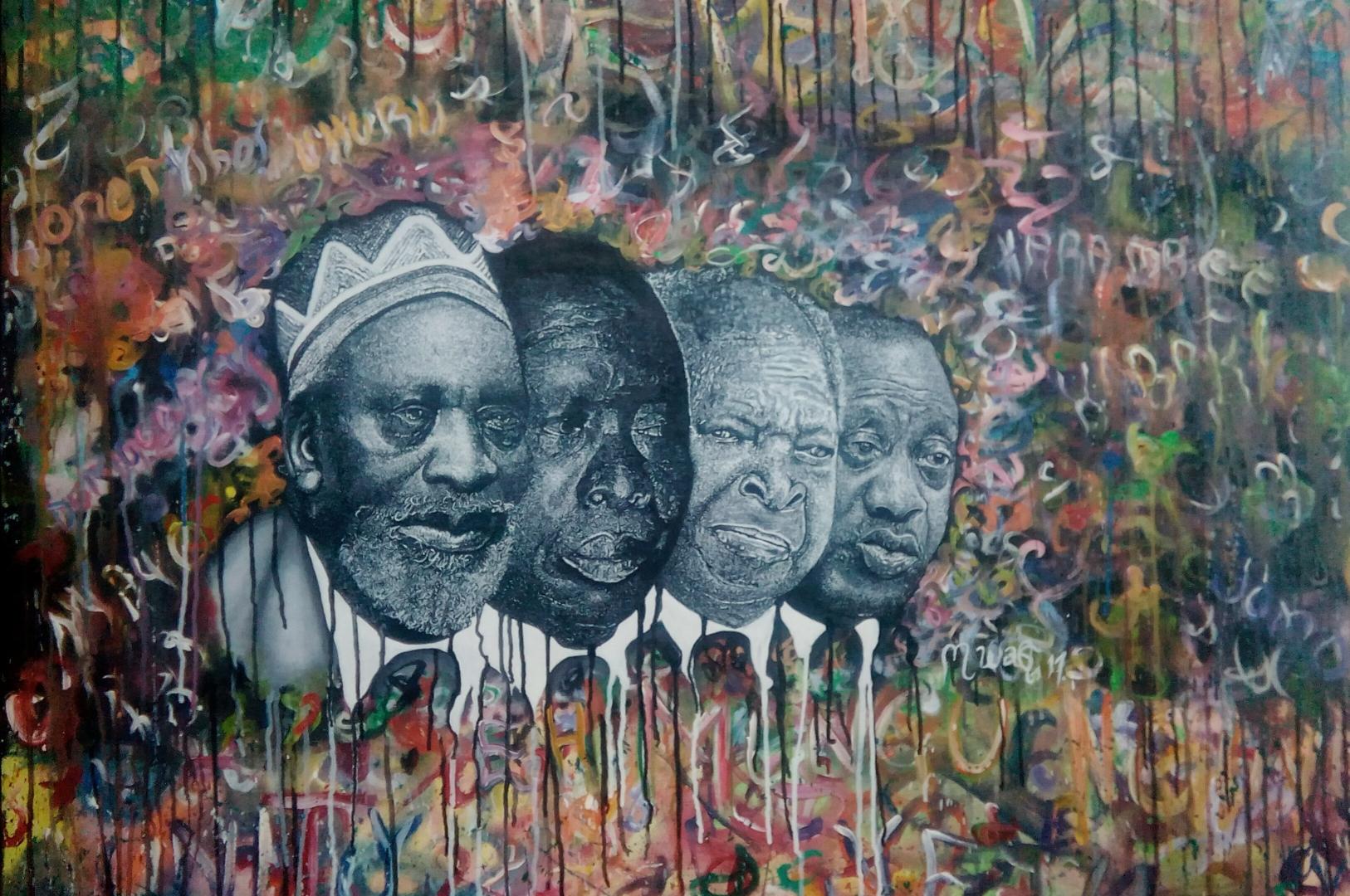 Mwangi Njoroge.